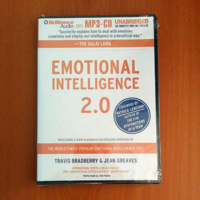 Emotional Intelligence 2.0 Audiobook