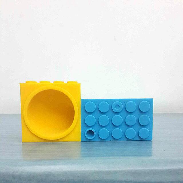 Lego Rubber Mini Speaker