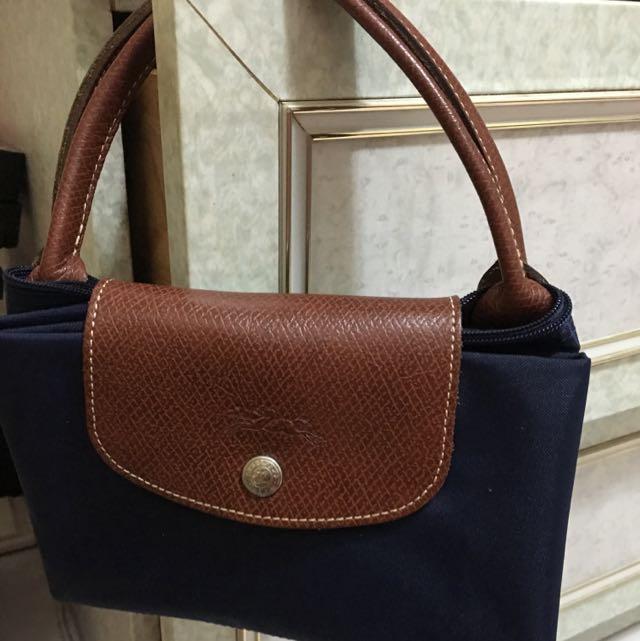Longchamp巴黎鐵塔款購物袋
