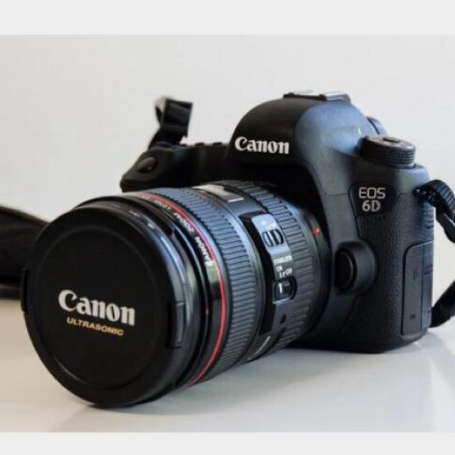 Looking for Canon 6D