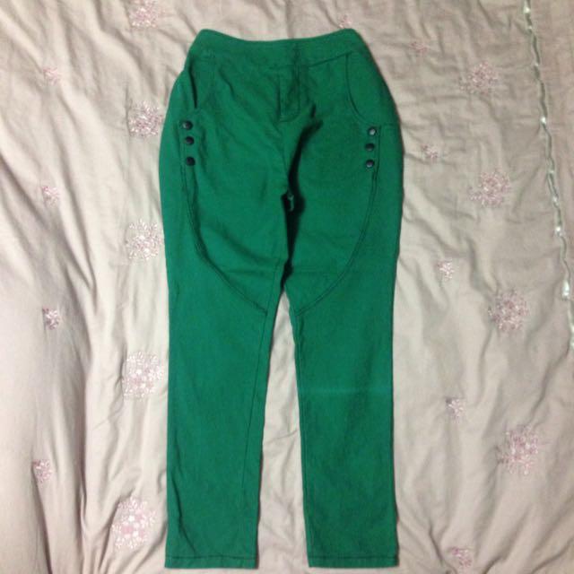 Queen Shop 造型老爺褲