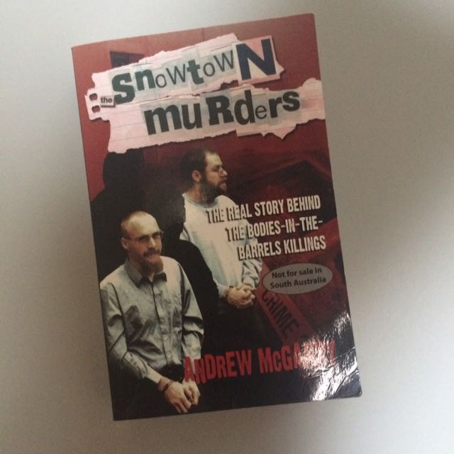 Snowtown Murders - Andrew McGarry, Books & Stationery on