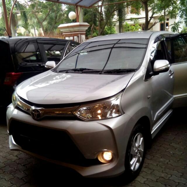 Toyota Avanza Velos Thn 2015