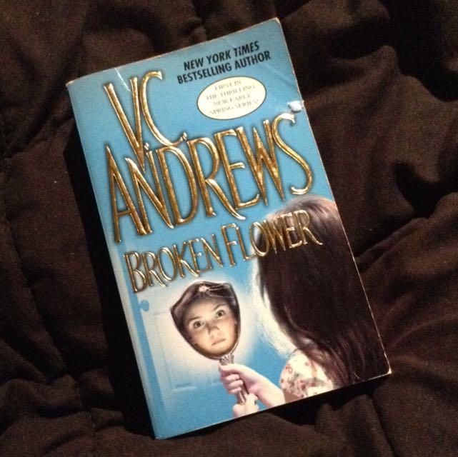 VC Andrews - Broken Flower