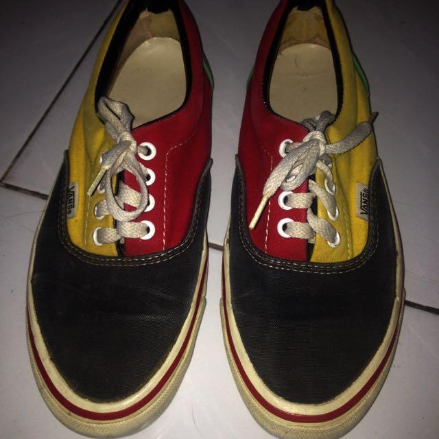 ba189e6269 Vtg 70s 80s VANS Skate Bmx Tigo line Made In USA Shoes