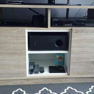Tv Console From V-Hive