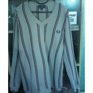 Italian Fred Perry V-top