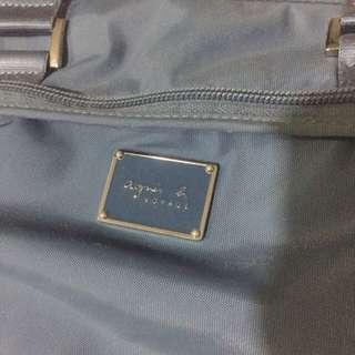 Agnes B Unisex Sling Bag