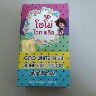 泰國 彩虹美白肥皂