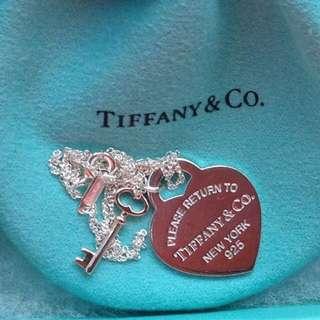 Tiffany And Co Medium Heart Tag