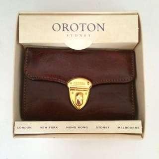 Vintage Oroton Key Holder Wallet
