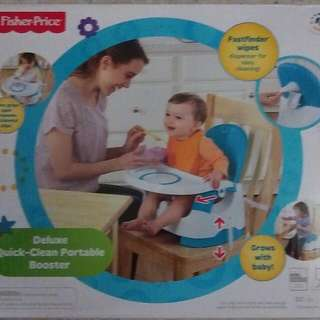 Fisher Price Adjustable Baby Seat