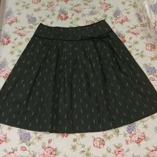 OPa及膝裙