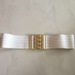 BN Belt (white)