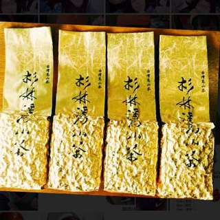 衫林溪茶業