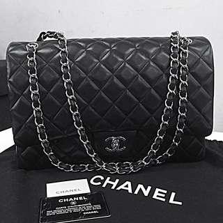 61de4bed4b3e36 chanel jumbo classic flap shw | Luxury | Carousell Singapore