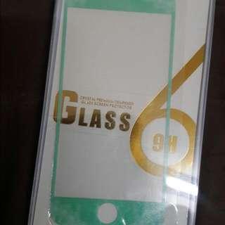 I6/i6s精美防刮玻璃保謢貼,