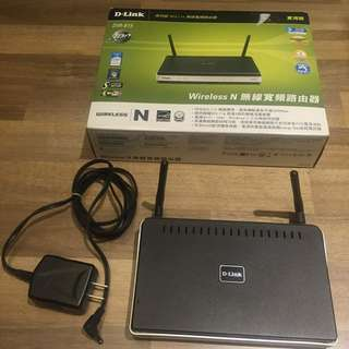 D-Link DIR-615 無線寬頻路由器 無線wifi