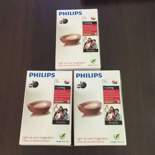 Philips Delights Table Lights [Brand new]