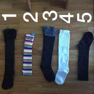 Long Socks Clearance