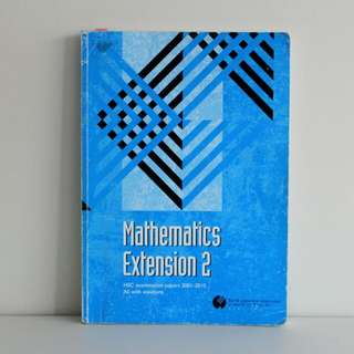 HSC Ext 2 Math Association Past Papers 2001-2010