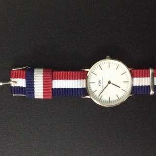 DW 36mm小錶