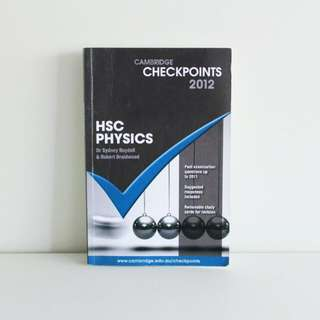 HSC Physics Checkpoints
