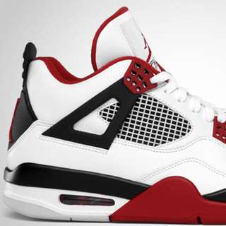 Looking for Jordan IV Fire Red
