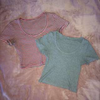[PENDING]Cropped Tops