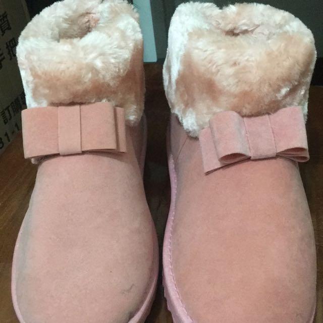 全新雪靴24號(待匯)