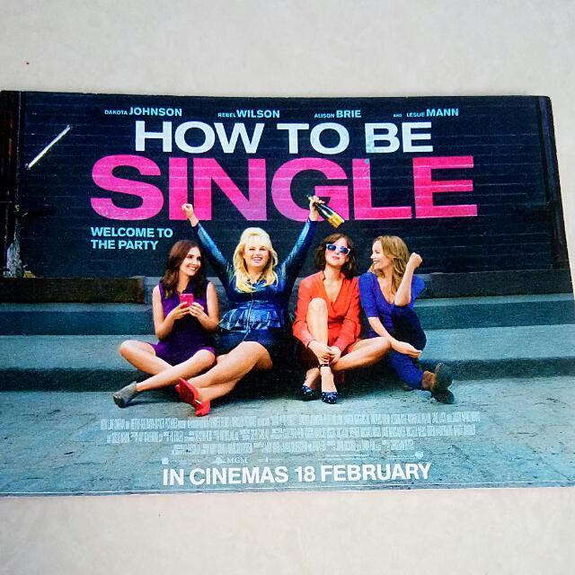 2 tickets to moviehow to be single all cinemas in singapore photo photo photo photo photo ccuart Images