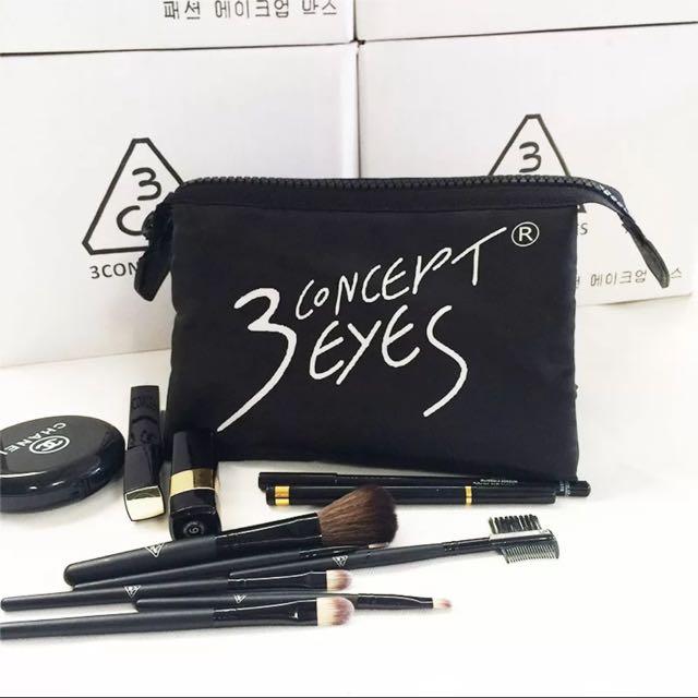 3ce同名化妝包(3 concept eyes)