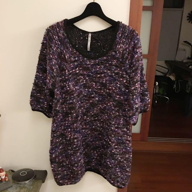 韓製長版上衣