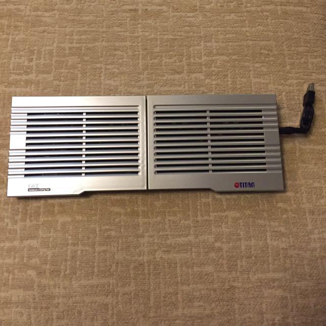 筆電用散熱器