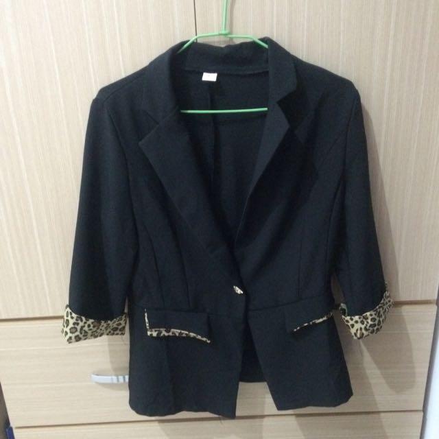 西裝小外套