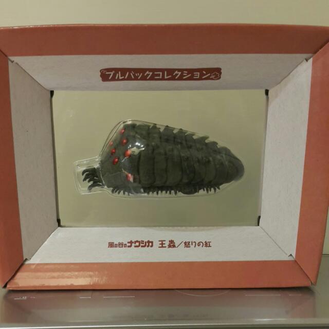 現貨 日本 王蟲 宮崎駿 可跑可動 紅色