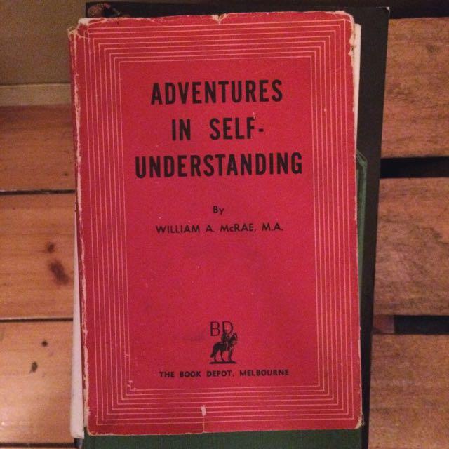 Adventures In Self Understanding