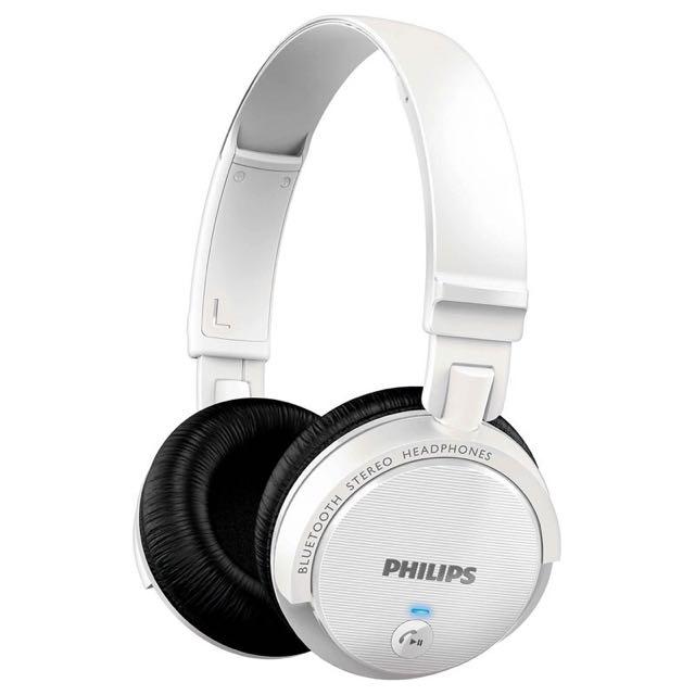 Brand New Philip SHB5500 Bluetooth Wireless Headset