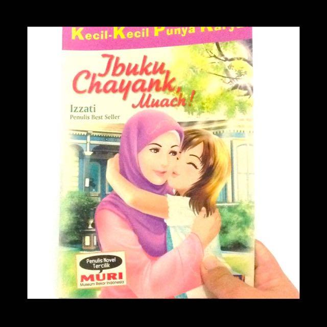 Buku Novel Anak