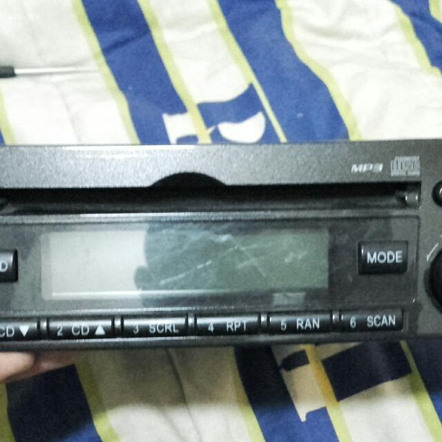 單片CD音響主機,隨便賣 只要3百元