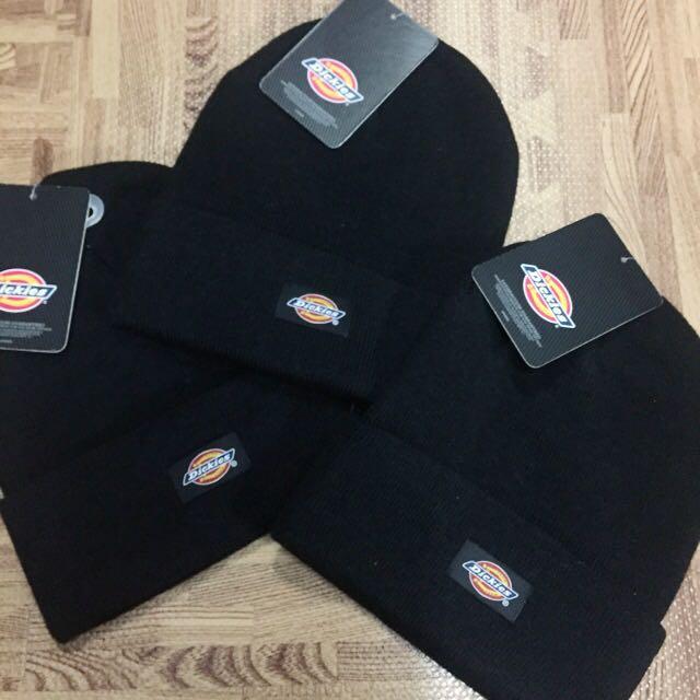 Dickies 彩標logo毛帽