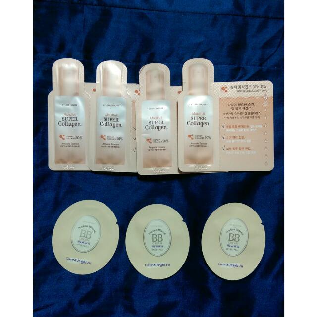 ETUDE HOUSE 化妝品保養品使用包