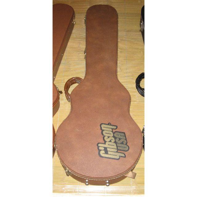 Gibson Les Paul Standard Hard Case吉他硬盒-橘色經典款