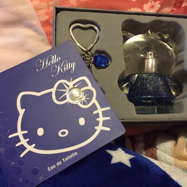 Hello Kitty香水禮盒(2016.06)