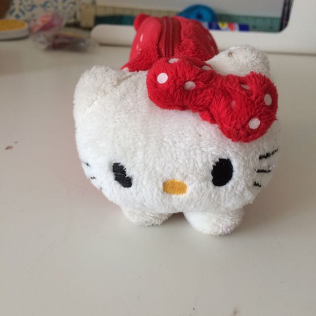 Hello Kitty Pencil Case