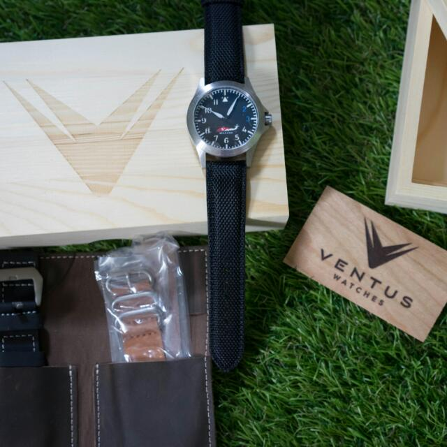 LE Customised Squadron Watch - Very Limited Stock