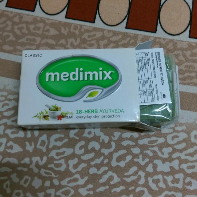 Medimix 美黛詩 草本溫和美膚皂