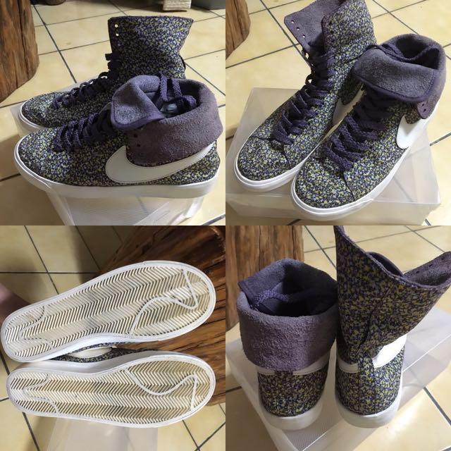 Nike*Liverty 聯名系列