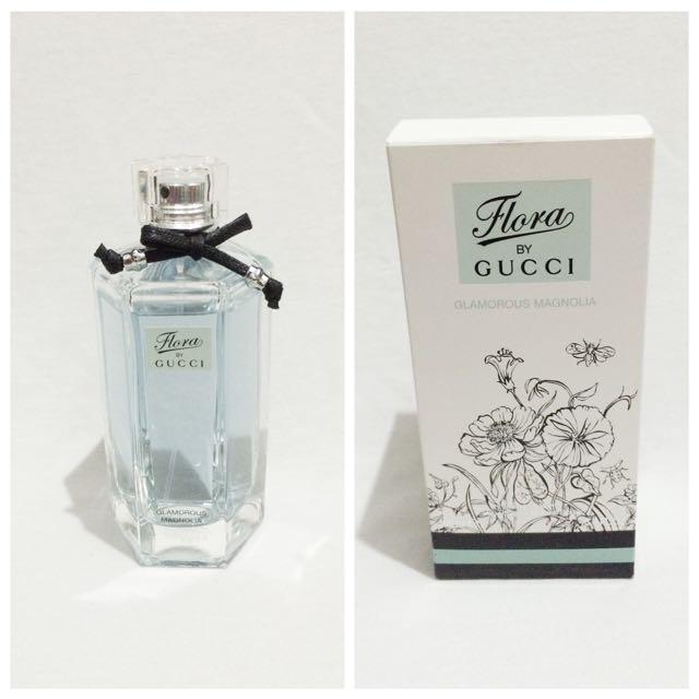 Parfume Flora Glamorous Magnolia By GUCCI