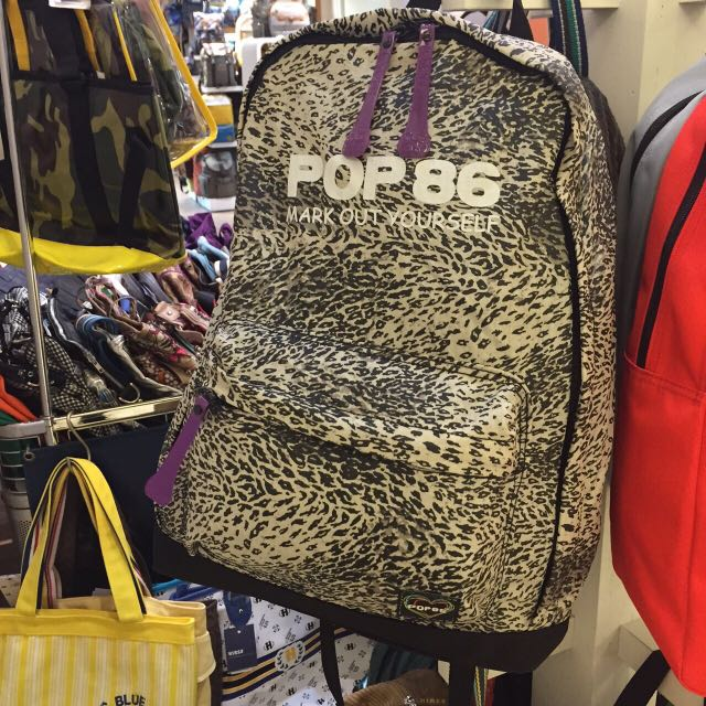 POP86 實用後背包